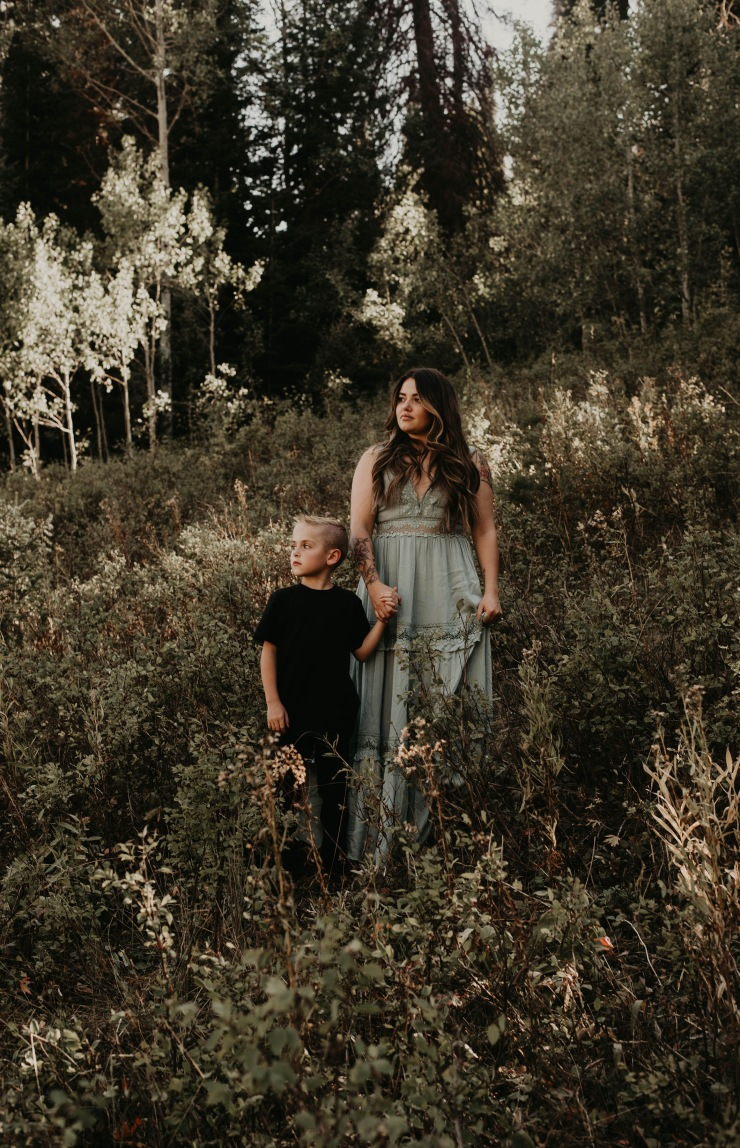 Wild + You | Adams Family Vibes