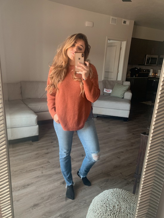 Wild +You   Favorite Sweater