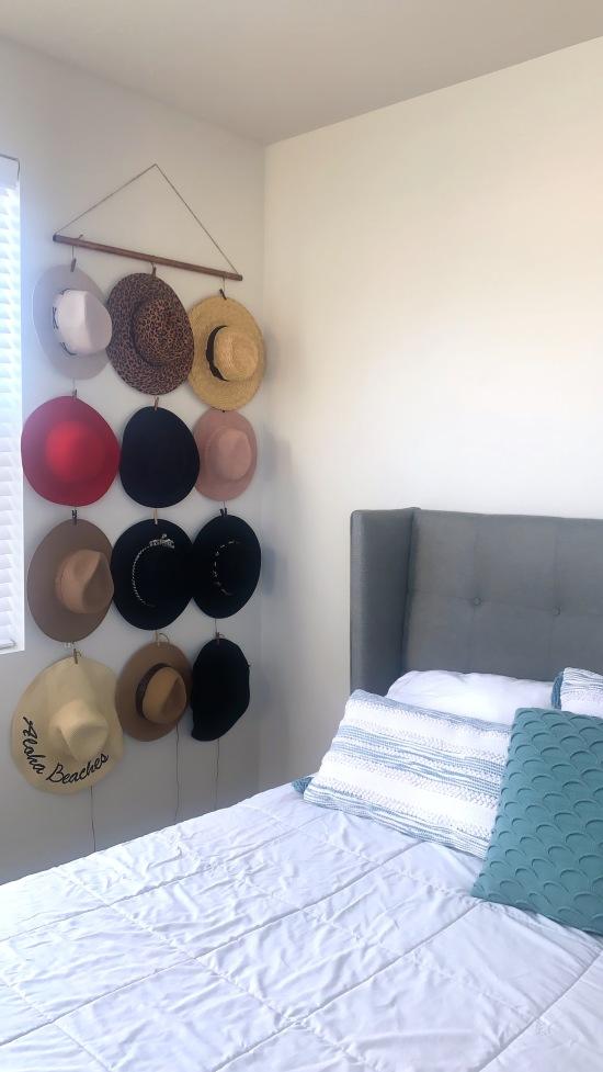 Wild + You | DIY Hat Display
